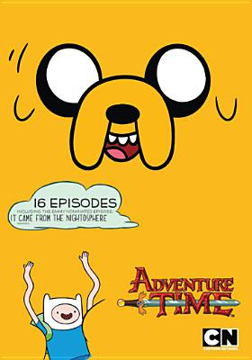 ADVENTURE TIME:IT CAME FROM NIGHTOSPH BY ADVENTURE TIME (DVD)